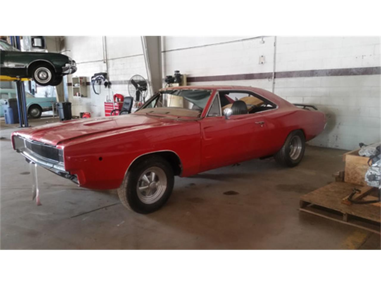 1968 Dodge Charger (CC-1313179) for sale in Simpsonville, South Carolina
