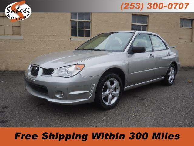 2007 Subaru Impreza (CC-1313184) for sale in Tacoma, Washington