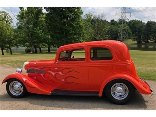 1933 Ford Victoria (CC-1313192) for sale in White Lake, Michigan