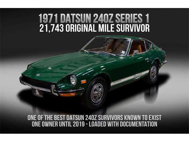 1971 Datsun 240Z (CC-1313195) for sale in Seekonk, Massachusetts