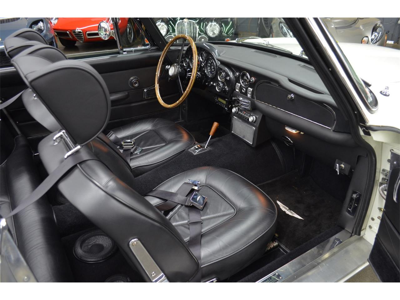 1969 Aston Martin DB6 (CC-1313202) for sale in Huntington Station, New York