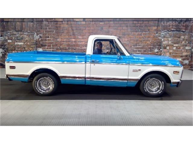 1971 Chevrolet C10 (CC-1313204) for sale in Colorado Springs, Colorado