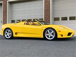 2002 Ferrari 360 (CC-1313206) for sale in Edgewater Park, New Jersey