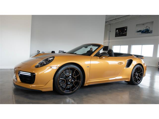 2019 Porsche 911 Turbo S (CC-1313216) for sale in Salt Lake City, Utah
