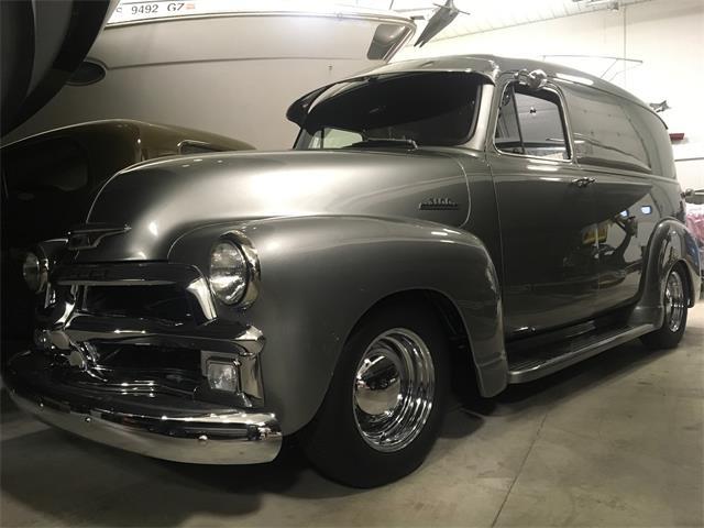 1954 Chevrolet Panel Truck (CC-1313227) for sale in Traverse City, Michigan