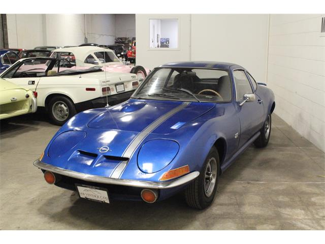1970 Opel GT (CC-1313229) for sale in Cleveland, Ohio