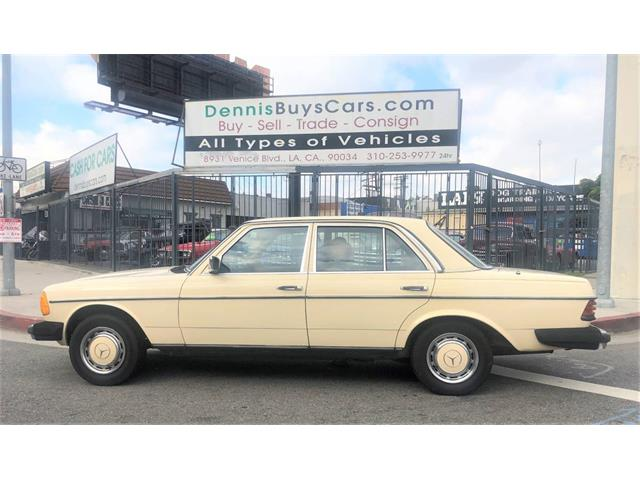 1983 Mercedes-Benz 240D (CC-1313274) for sale in Los Angeles, California