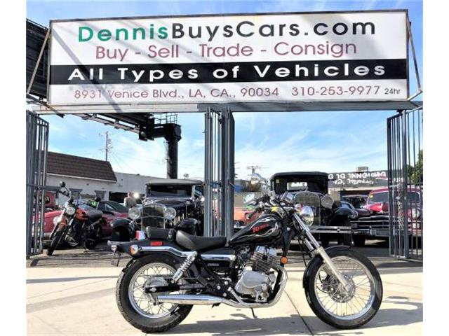 2008 Honda Motorcycle (CC-1313278) for sale in Los Angeles, California