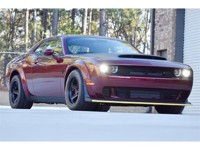 2018 Dodge Challenger SRT Demon (CC-1313279) for sale in Sugar Hill, South Carolina