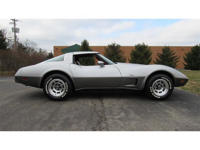 1978 Chevrolet Corvette (CC-1313282) for sale in Milford, Ohio