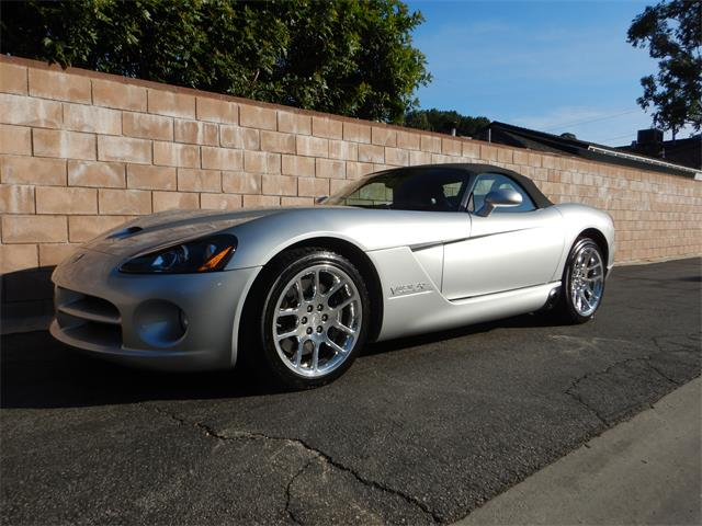 2003 Dodge Viper (CC-1313283) for sale in woodland hills, California