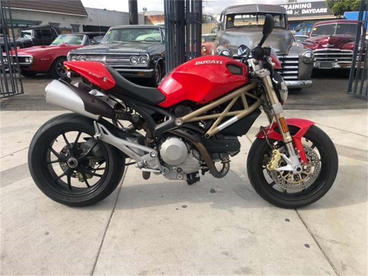 2013 Ducati Monster (CC-1313284) for sale in Los Angeles, California