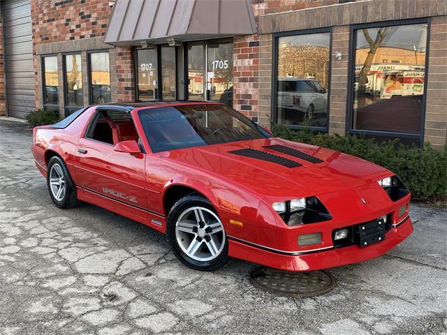 1986 Chevrolet Camaro (CC-1313397) for sale in Addison, Illinois