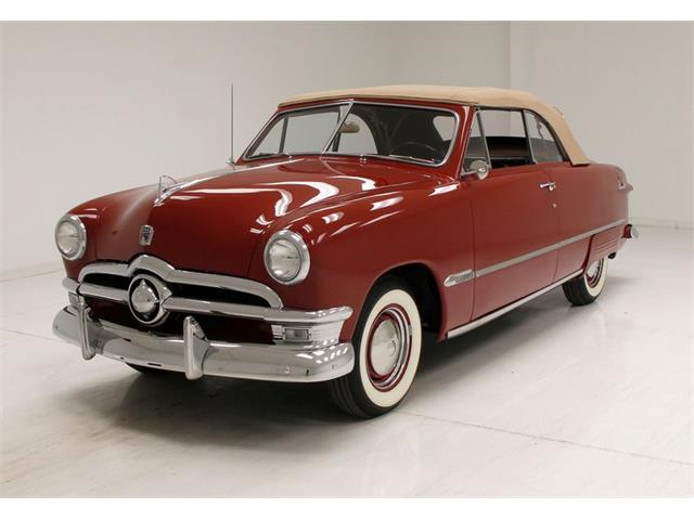 1950 Ford Custom (CC-1313404) for sale in Morgantown, Pennsylvania