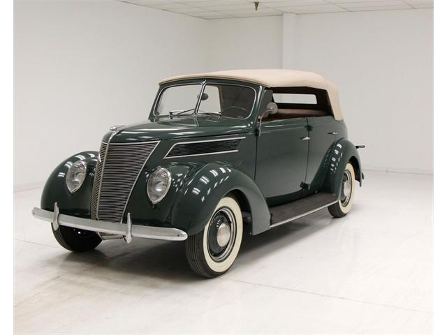 1937 Ford Phaeton (CC-1313407) for sale in Morgantown, Pennsylvania