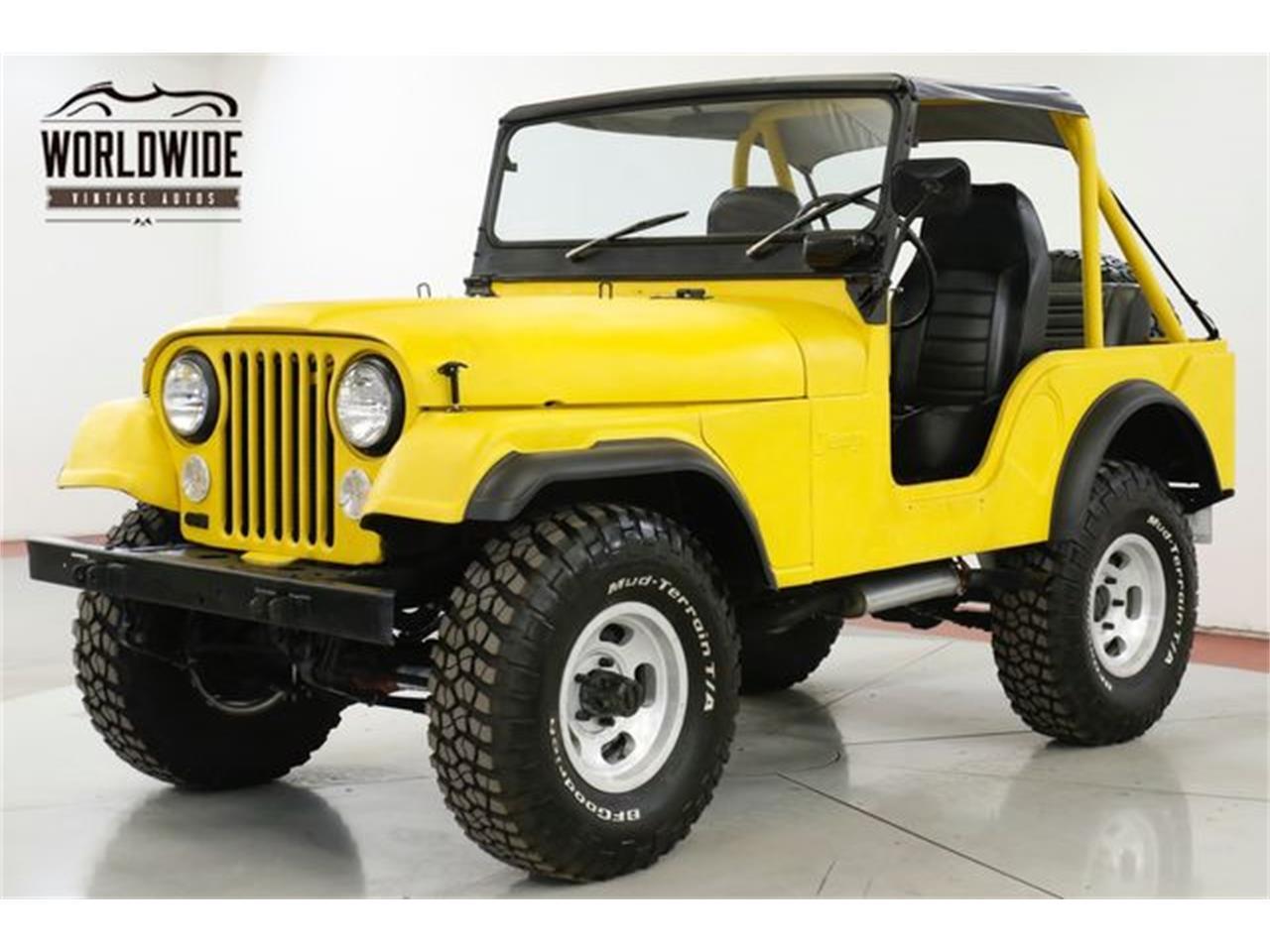for sale 1974 jeep cj5 in denver , colorado cars - denver, co at geebo