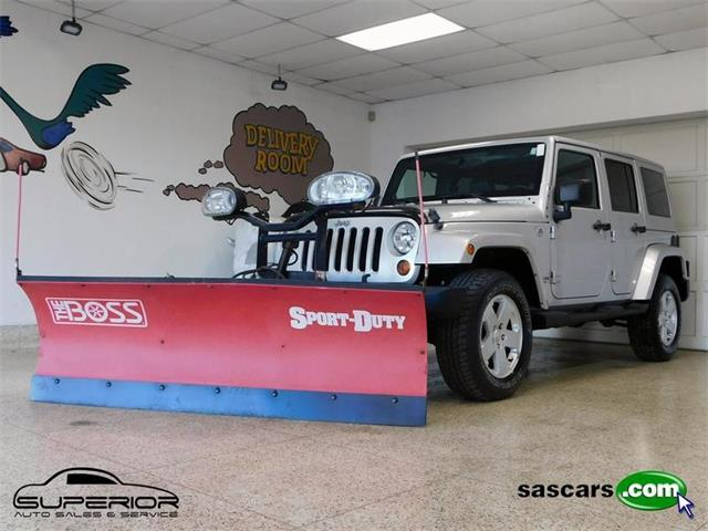 2012 Jeep Wrangler (CC-1313427) for sale in Hamburg, New York