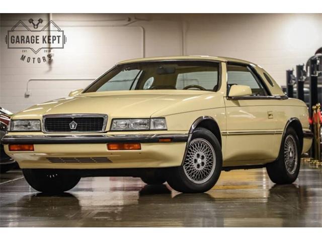1990 Chrysler TC by Maserati (CC-1313435) for sale in Grand Rapids, Michigan