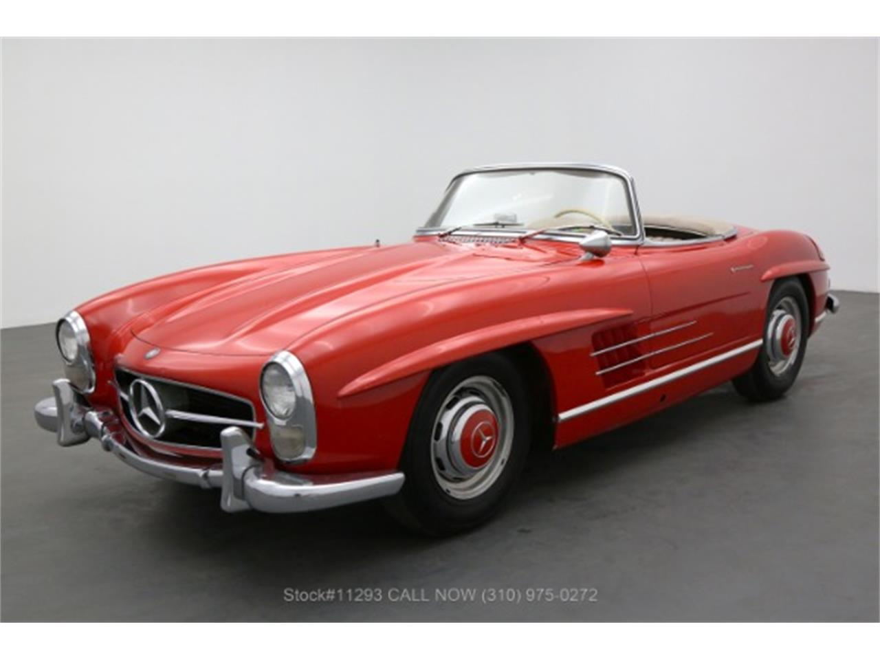 1961 Mercedes-Benz 300SL (CC-1313441) for sale in Beverly Hills, California