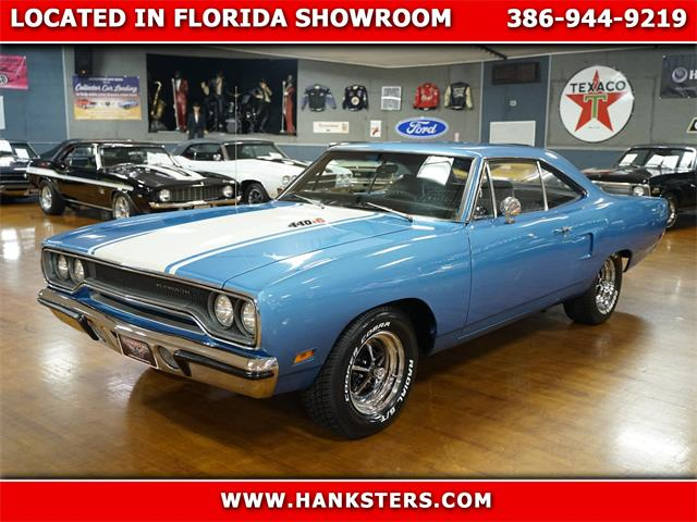 1970 Plymouth Road Runner (CC-1313446) for sale in Homer City, Pennsylvania