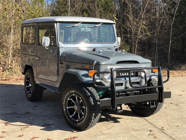 1973 Toyota Land Cruiser FJ40 (CC-1313448) for sale in West Pittston, Pennsylvania