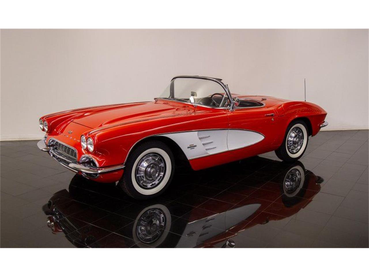 for sale 1961 chevrolet corvette in st. louis, missouri cars - saint louis, mo at geebo