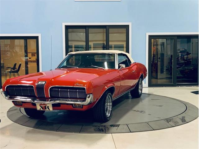 1969 Mercury Cougar (CC-1313456) for sale in Palmetto, Florida