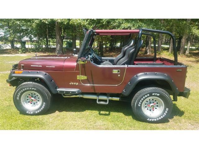 1995 Jeep Wrangler (CC-1313457) for sale in Greensboro, North Carolina