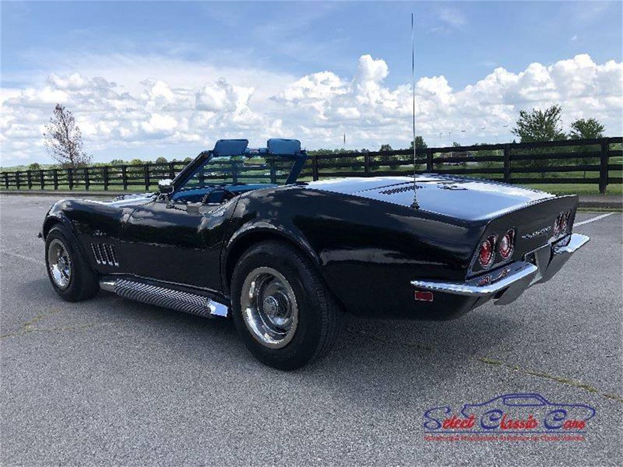 1969 Chevrolet Corvette (CC-1310346) for sale in Hiram, Georgia