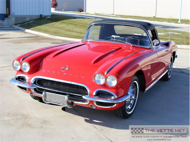1962 Chevrolet Corvette (CC-1313463) for sale in Sarasota, Florida