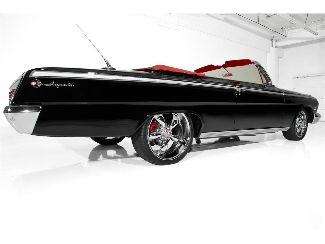 1962 Chevrolet Impala (CC-1313471) for sale in Des Moines, Iowa