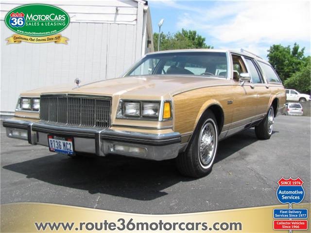 1987 Buick Estate Wagon (CC-1313473) for sale in Dublin, Ohio