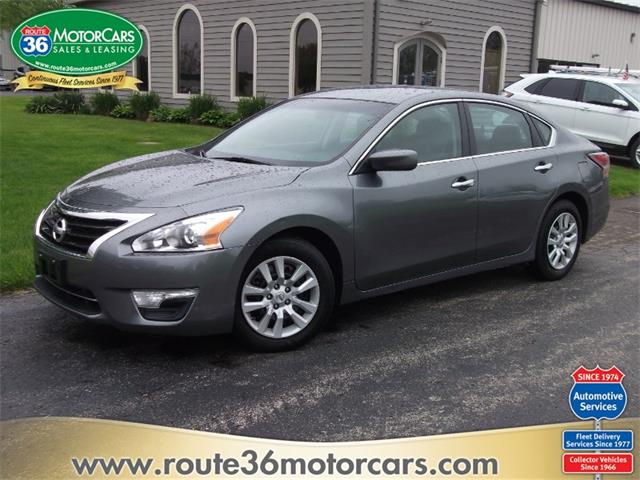 2015 Nissan Altima (CC-1313492) for sale in Dublin, Ohio