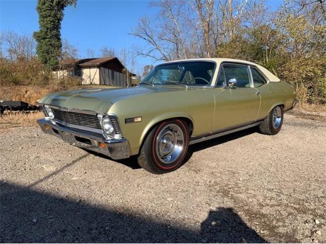 1968 Chevrolet Nova (CC-1310035) for sale in Cadillac, Michigan