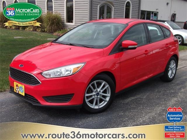 2015 Ford Focus (CC-1313500) for sale in Dublin, Ohio