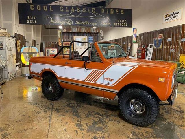 1979 International Scout II (CC-1313503) for sale in Redmond, Oregon