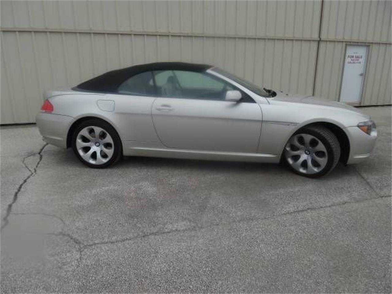 2006 BMW 6 Series (CC-1313504) for sale in Cadillac, Michigan