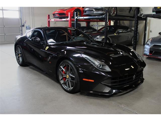 2014 Ferrari F12berlinetta (CC-1313527) for sale in San Carlos, California