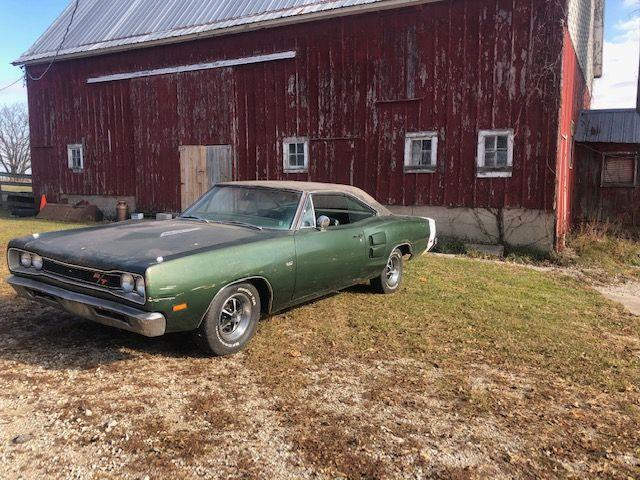1969 Dodge Coronet (CC-1313530) for sale in Cadillac, Michigan