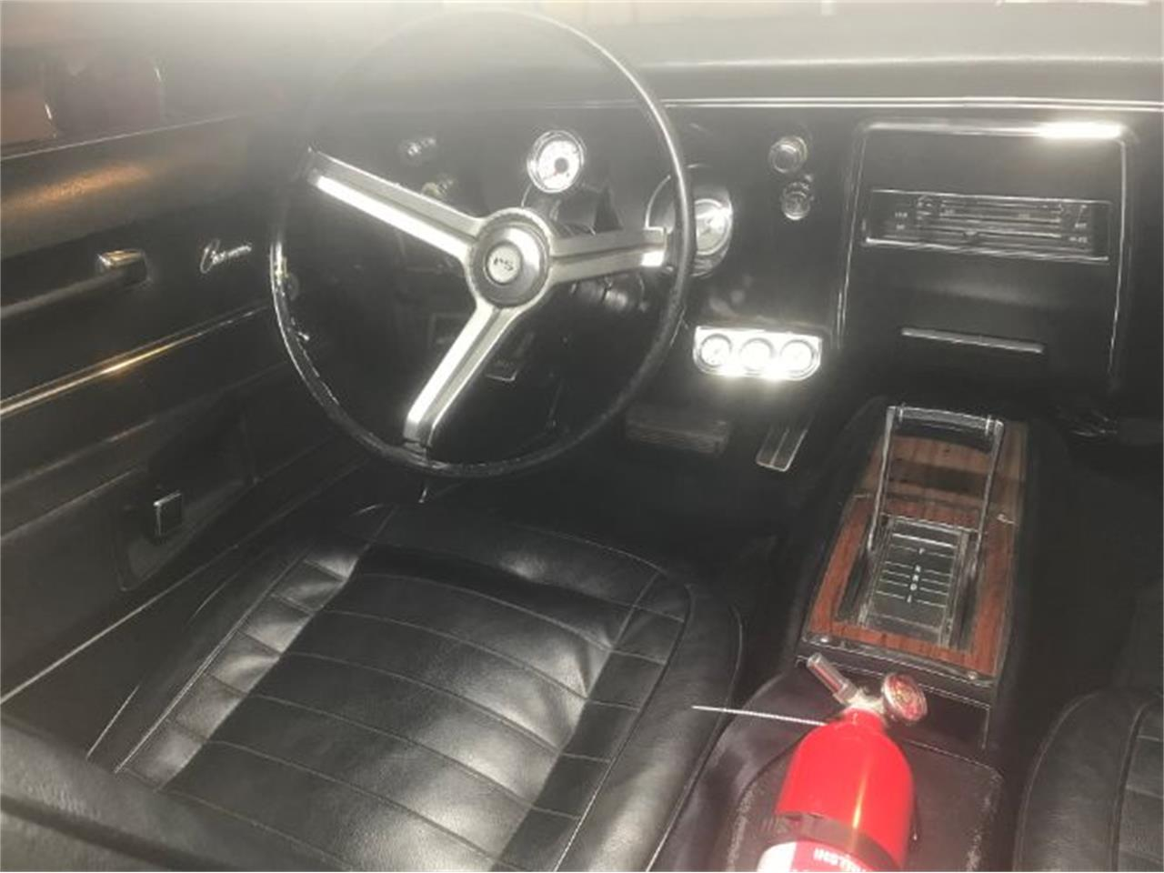 1968 Chevrolet Camaro (CC-1313532) for sale in Cadillac, Michigan