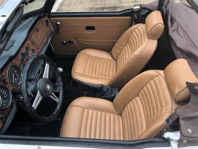 1976 Triumph TR6 (CC-1313534) for sale in Cadillac, Michigan