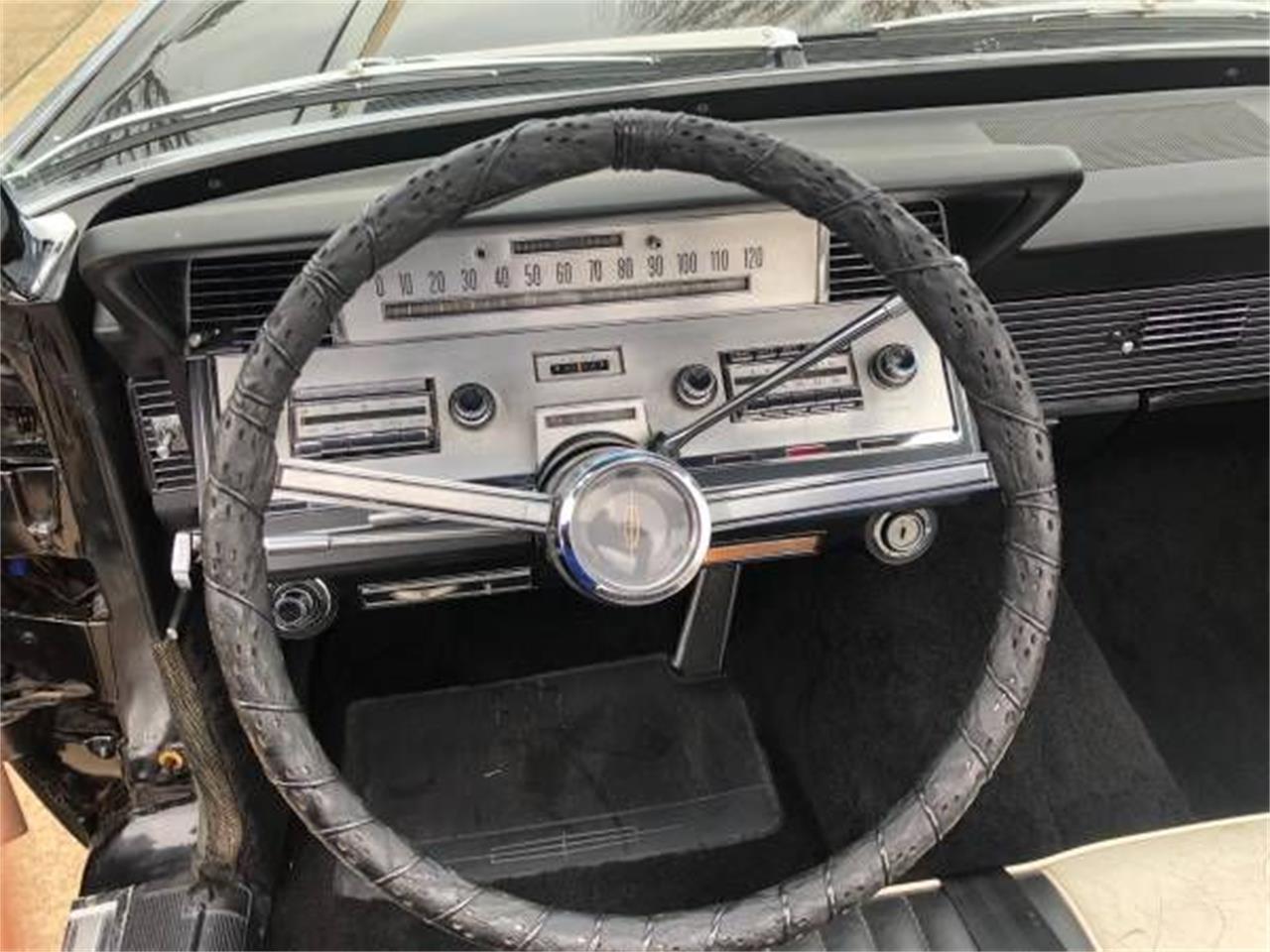 1966 Lincoln Continental (CC-1313535) for sale in Cadillac, Michigan