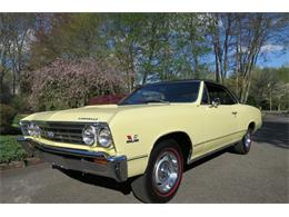 1967 Chevrolet Chevelle (CC-1313536) for sale in Milford City, Connecticut