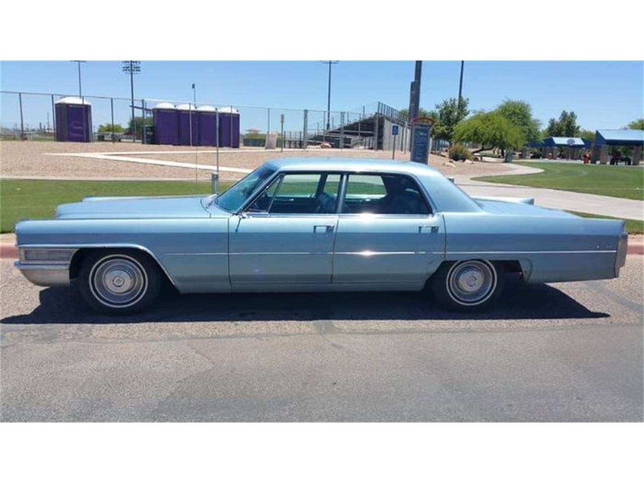 1965 Cadillac Sedan DeVille (CC-1313543) for sale in Cadillac, Michigan