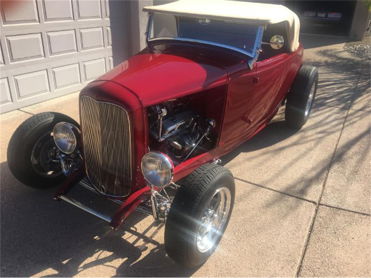 1932 Ford Roadster (CC-1313545) for sale in Cadillac, Michigan