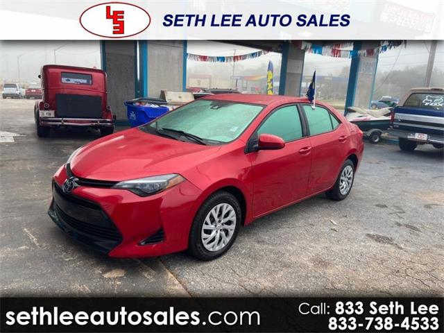 2018 Toyota Corolla (CC-1313546) for sale in Tavares, Florida