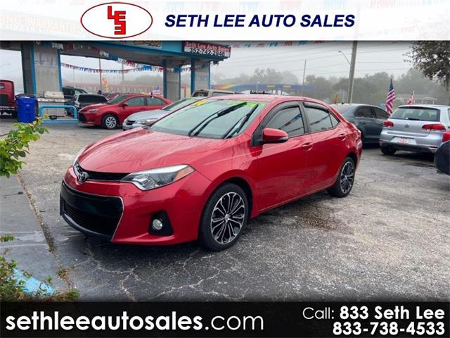 2014 Toyota Corolla (CC-1313548) for sale in Tavares, Florida
