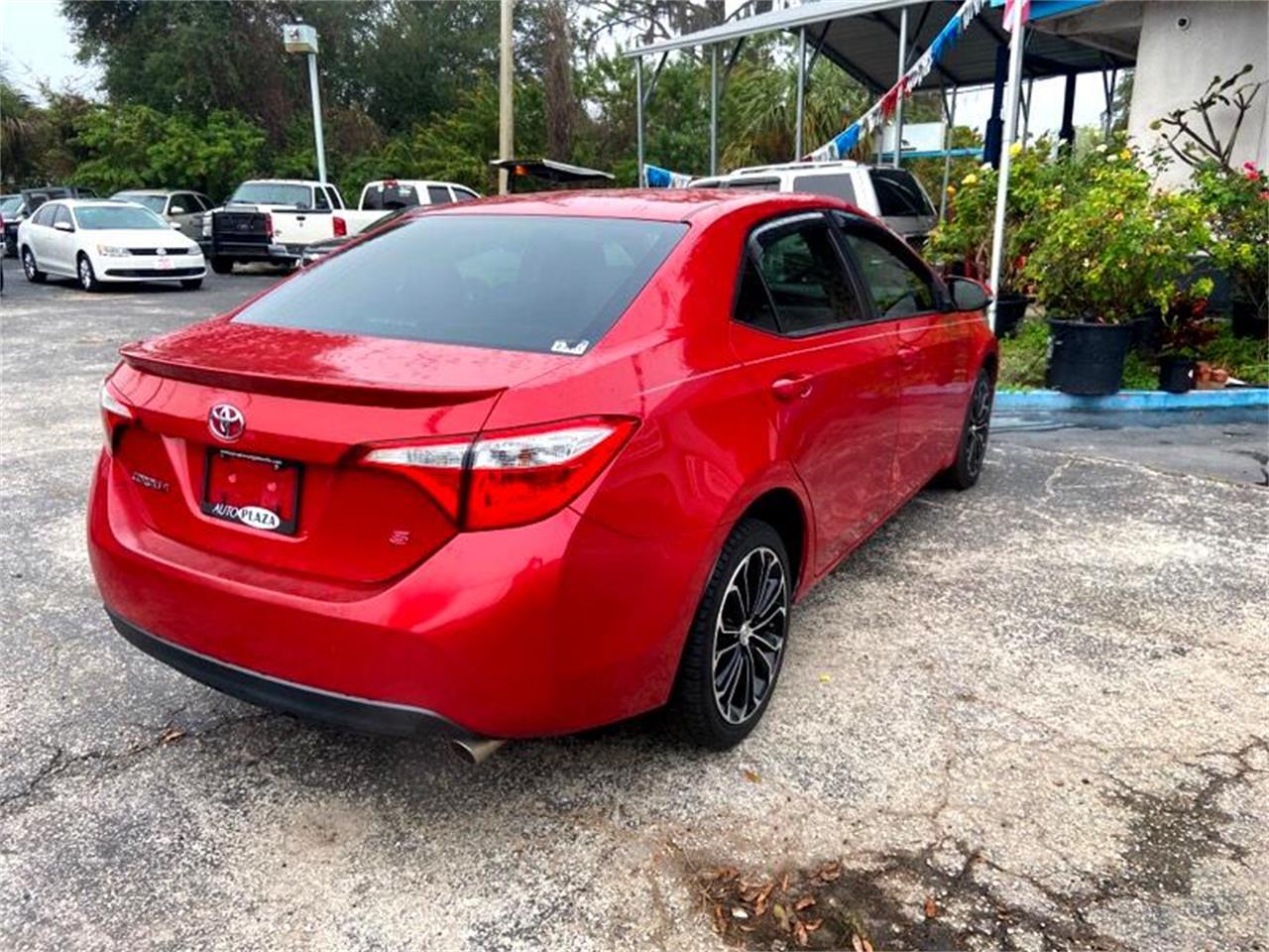 2014 Toyota Corolla (CC-1313548) for sale in Tavares, Florida