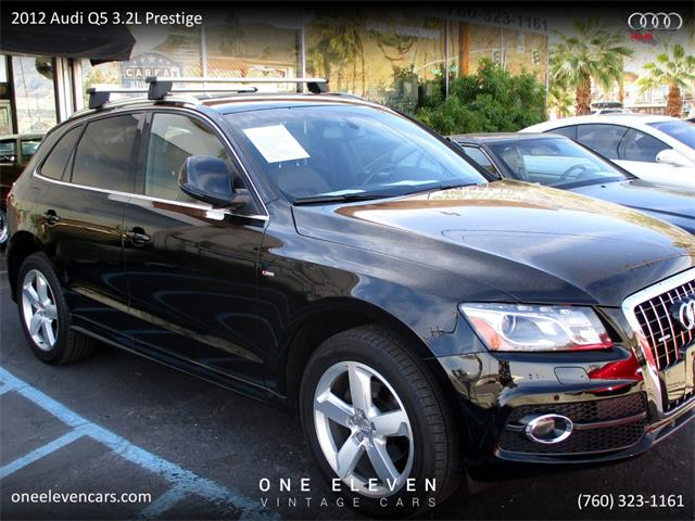 2012 Audi Q5 (CC-1313565) for sale in Palm Springs, California