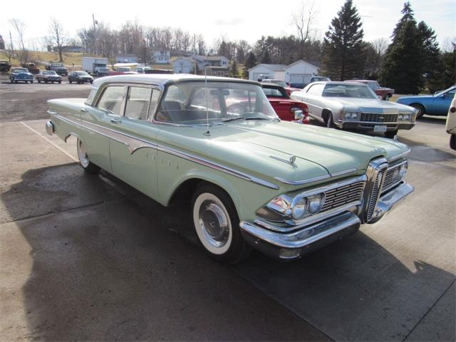 1959 Edsel Sedan (CC-1313579) for sale in Ashland, Ohio